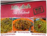 Mie Aceh Titi Bobrok