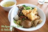 RM Mie Ayam Jamur Special, Ayam Goreng Kriuk H. Mahmud.S