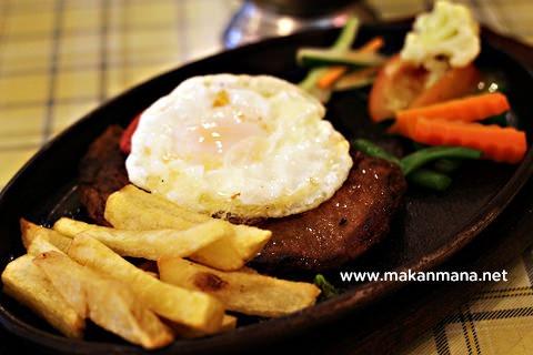 bistik steak amerika tip top Tip Top Restaurant, Lunch room, Bakery and Cake Shop