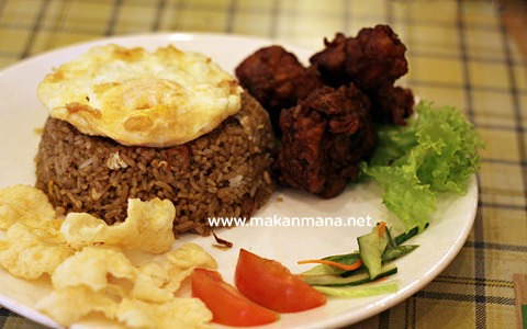 nasi goreng special tip top medan Tip Top Restaurant, Lunch room, Bakery and Cake Shop
