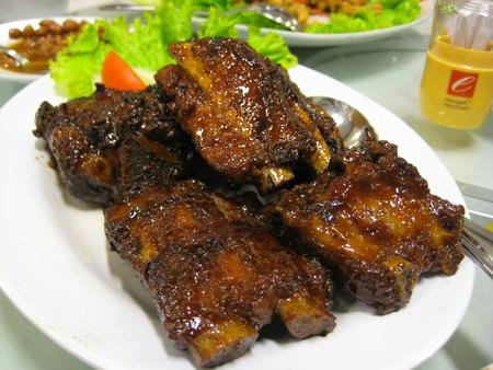 paikut panggang Cinyen Steamboat & Chinese Food
