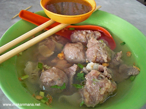 Bakso WR (Aan), where the legend begin 2