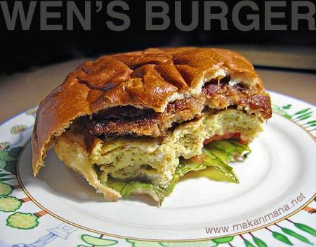 Wen's Burger, Jalan Asia 1