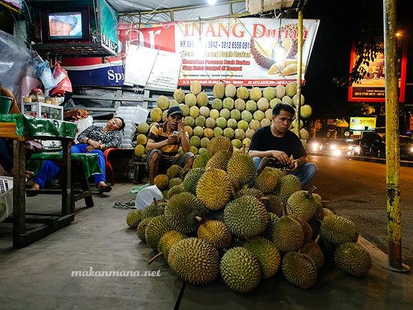 durian inang medan