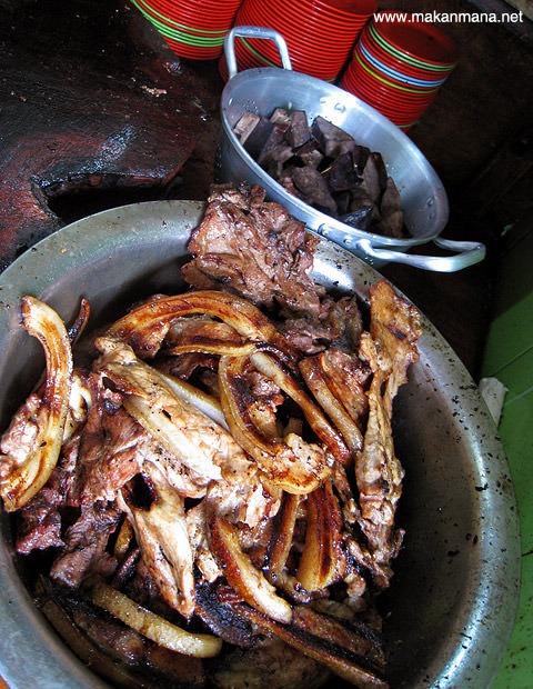 tesalonika daging panggang Babi Panggang Karo Tesalonika