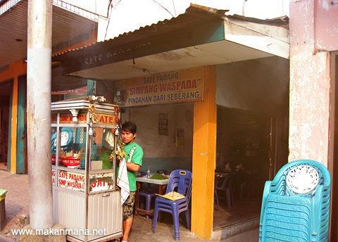 Sate Padang Simpang Waspada 4