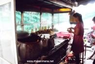 Sate Padang / Kacang H. Amiruddin