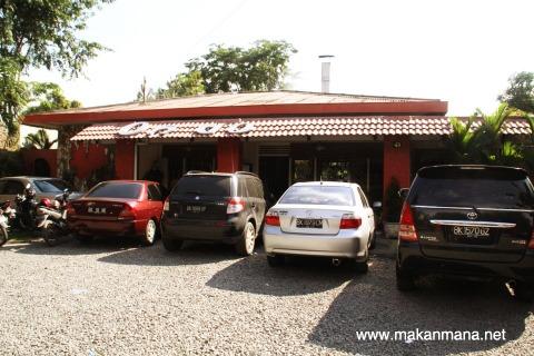 ondo parkir OnDo Batak Grill