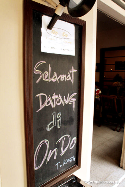ondo welcome OnDo Batak Grill