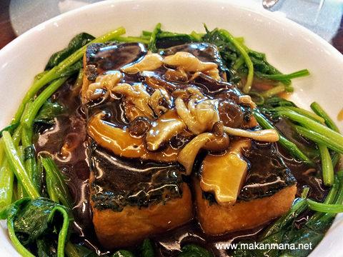 tahu bailing Golden Dragon Seafood, Hermes Place Polonia