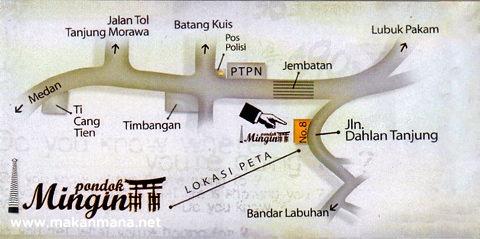Pondok Mingin, Tanjung Morawa (Closed) 14