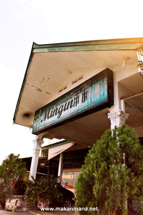 Pondok Mingin, Tanjung Morawa (Closed) 1