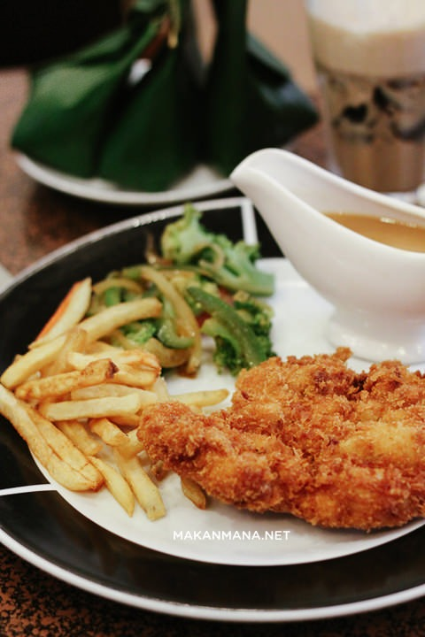 chicken maryland Bcafe   Kompleks Multatuli Indah