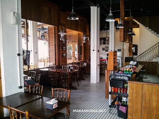 Interior lantai 2 non smoking