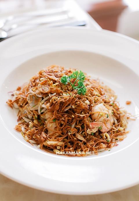Fried Mee Suah Noodle