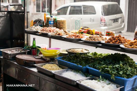 styling umi seafood jenggala