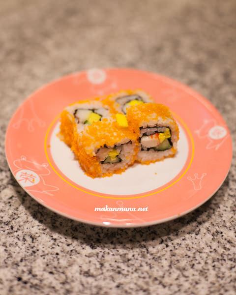 Sakae Sushi at Hermes Palace Polonia (Closed) 9