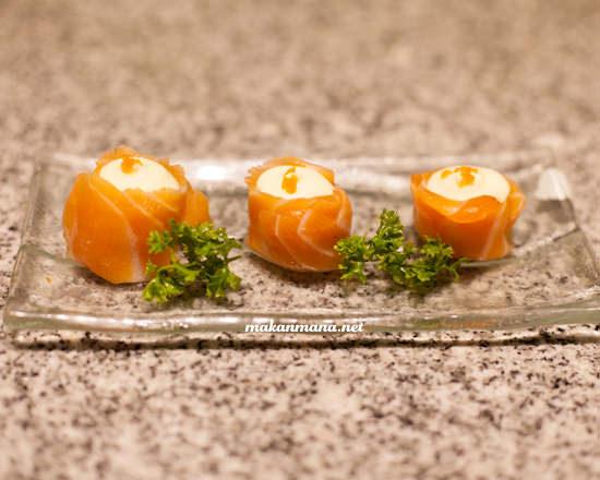 Sakae Sushi at Hermes Palace Polonia (Closed) 5