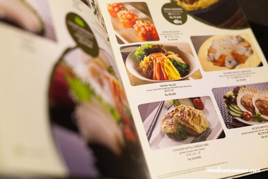 Sakae Sushi at Hermes Palace Polonia (Closed) 4