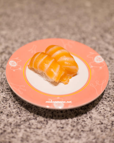Sakae Sushi at Hermes Palace Polonia (Closed) 7