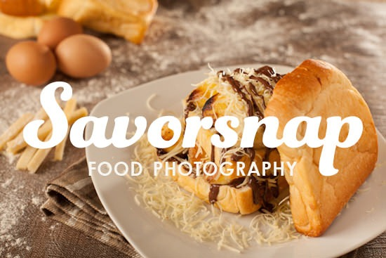 savorsnap feature Introducing Savorsnap   food photography