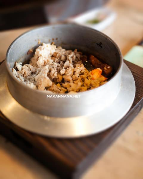 takigawa kamameshi Takigawa Japanese Restaurant