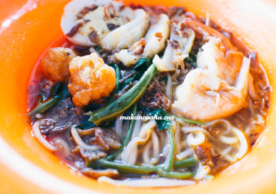 Mie Udang Malaysian Noodle House (Closed) 2
