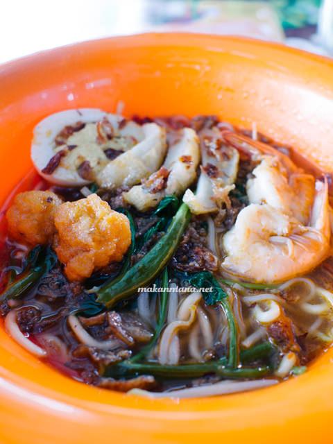 mie udang malaysia