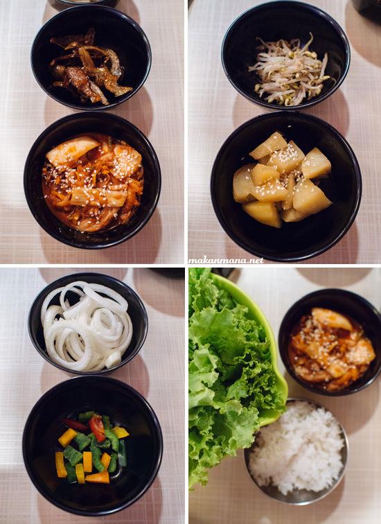 korean bbq side dish