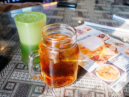 es teh janda kembang jus bung karno Roemah Indonesian Kitchen
