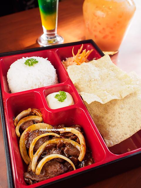 Beef Bento M avenue