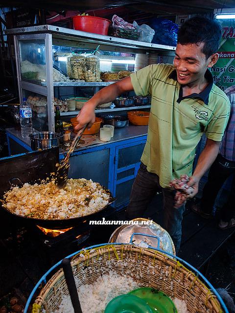 nasi goreng istana juanda Nasi Goreng Istana