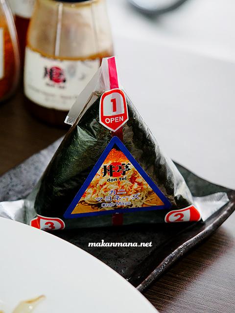 Onigiri Kani Mayo