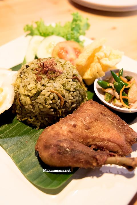 nasi goreng cabe hijau
