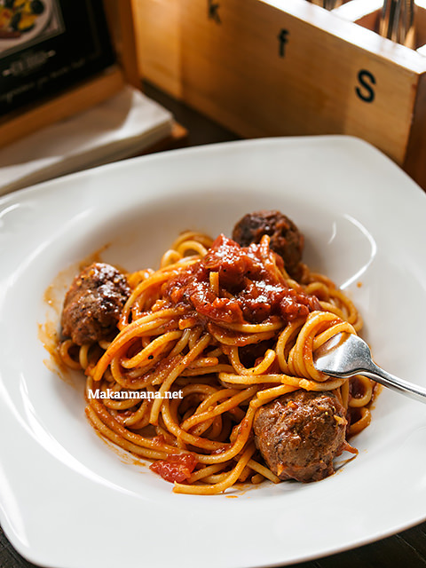 Spaghetti meatballs (49.5)