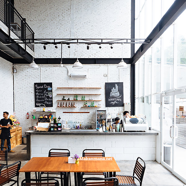 interior downtown coffee