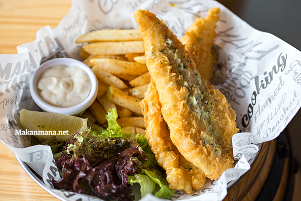 Manhattan Fish n' Chips