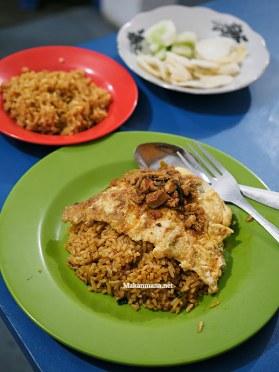 Nasi Goreng Pandu Raya, Alternatif Nasi Goreng Pandu & Pekantan