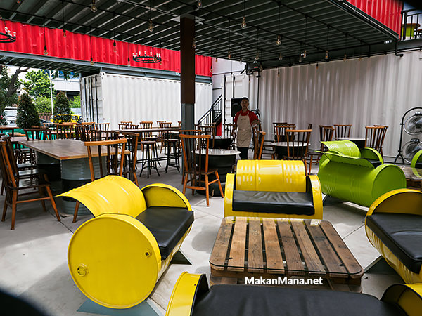 cafe baru medan 2015