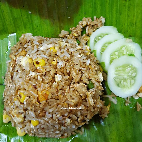 Nasi Goreng Vegetarian