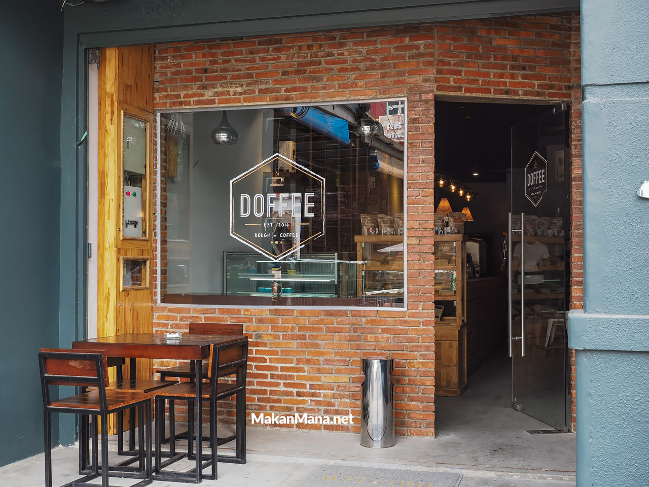 doffee dough coffee