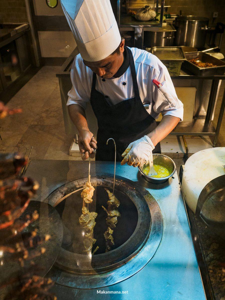 jw marriott chicken tandoori