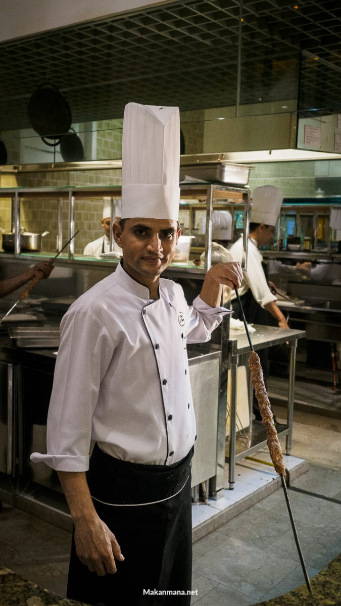 Chef Netra Singh