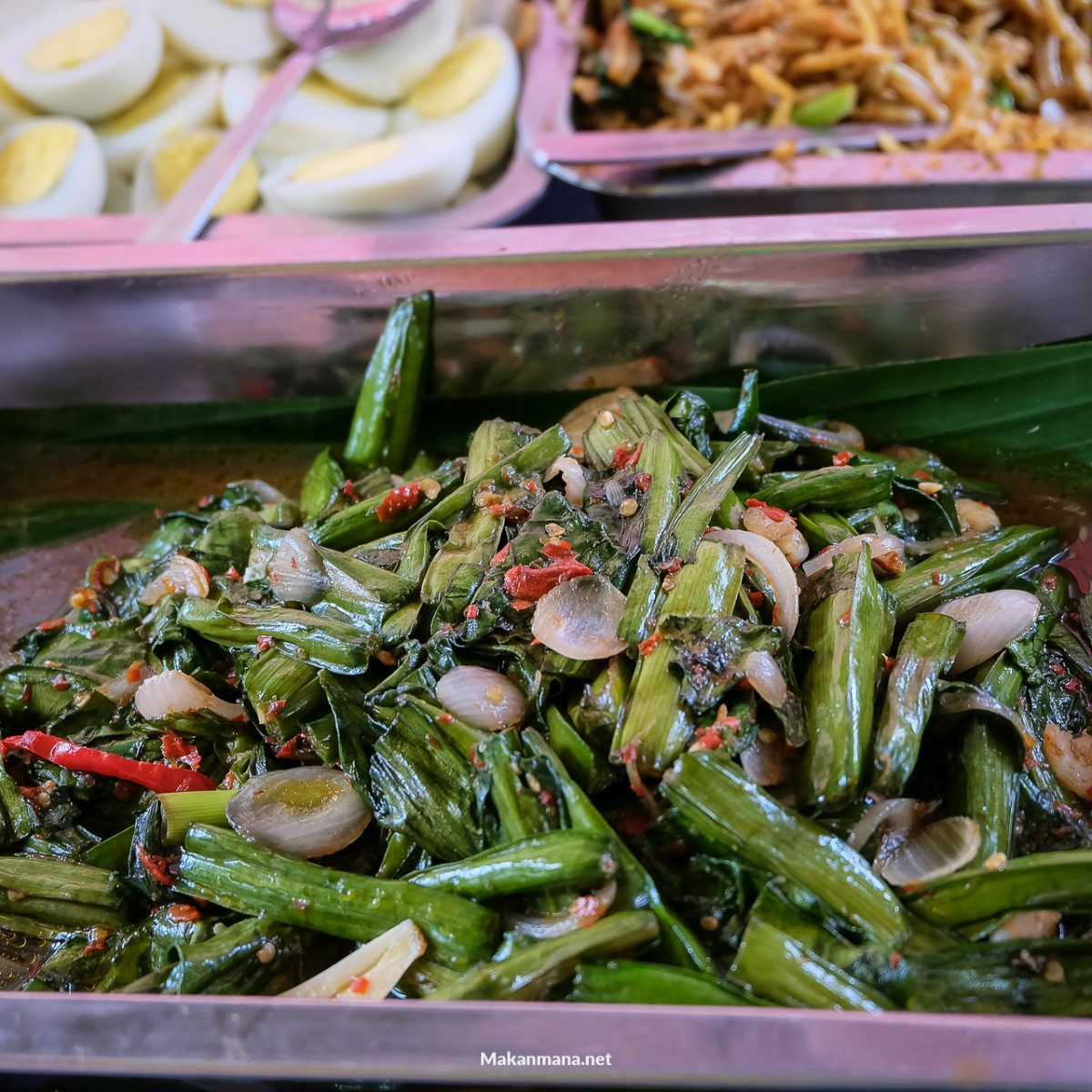 Kangkung Nasi Pedas