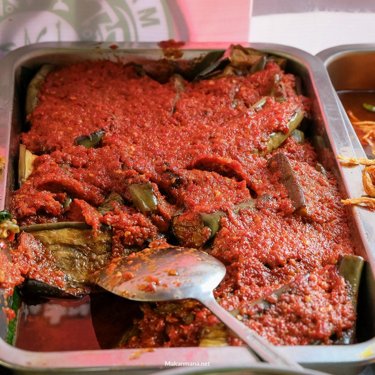 Sambal Terong Nasi Bali