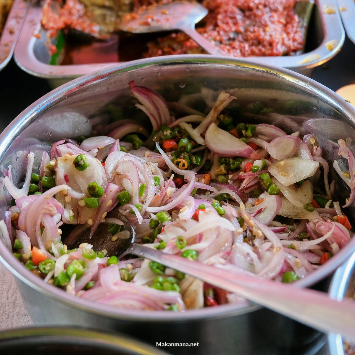 Sambel Matah Nasi Bali