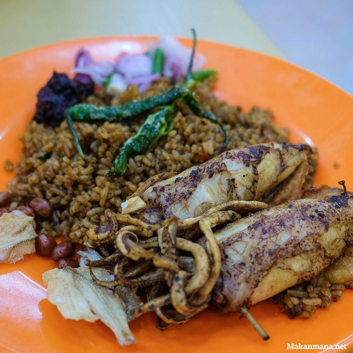 Nasi Goreng Daus Aceh
