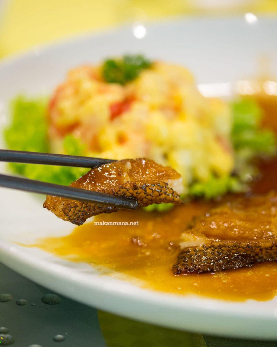 Seafood Sampling at Hee Lai Ton Medan 3