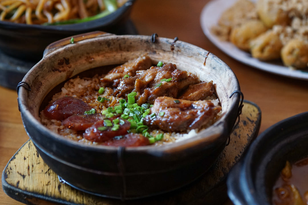 A must try! Claypot Rice