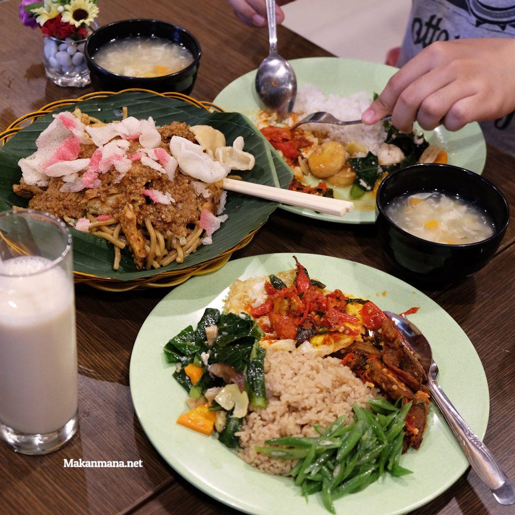 Vegetarian: 大合 Dà Hé (The Great Harmony) Veggie Cafe & Tea House 2